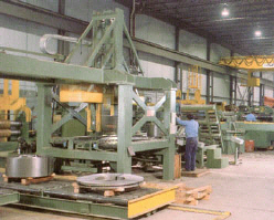 Production Scheduling and Planning Steel Processing