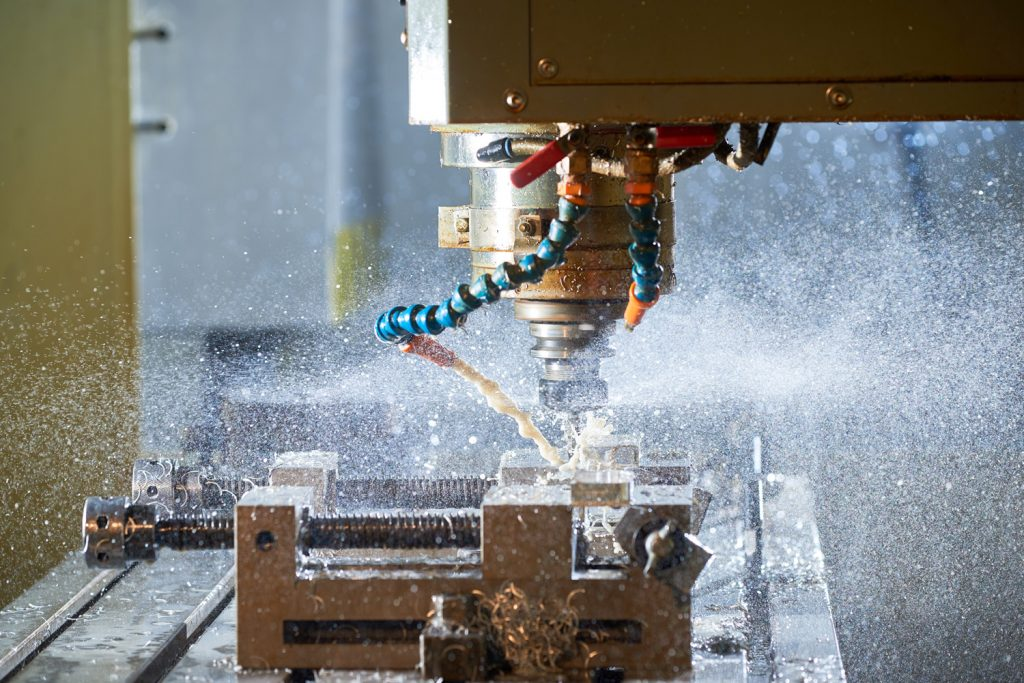 Manufacturing Production Software, Manufacturing Scheduling Software | Machining Image